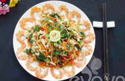 Những món ăn thơm ngon bổ dưỡng từ chùm ngây