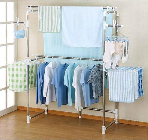 Thường xuyên vệ sinh cẩn thận, sạch sẽ cơ thể, thay quần áo mỗi ngày