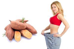 Cách ăn khoai lang để giảm cân