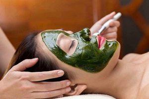 Phương pháp chăm sóc da với mặt nạ tảo biển