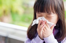Cách chữa viêm mũi dị ứng ở trẻ em